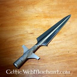 Viking Thrusting Spearhead, ornate socket
