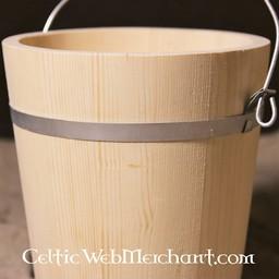 Seau en bois, 10 litres