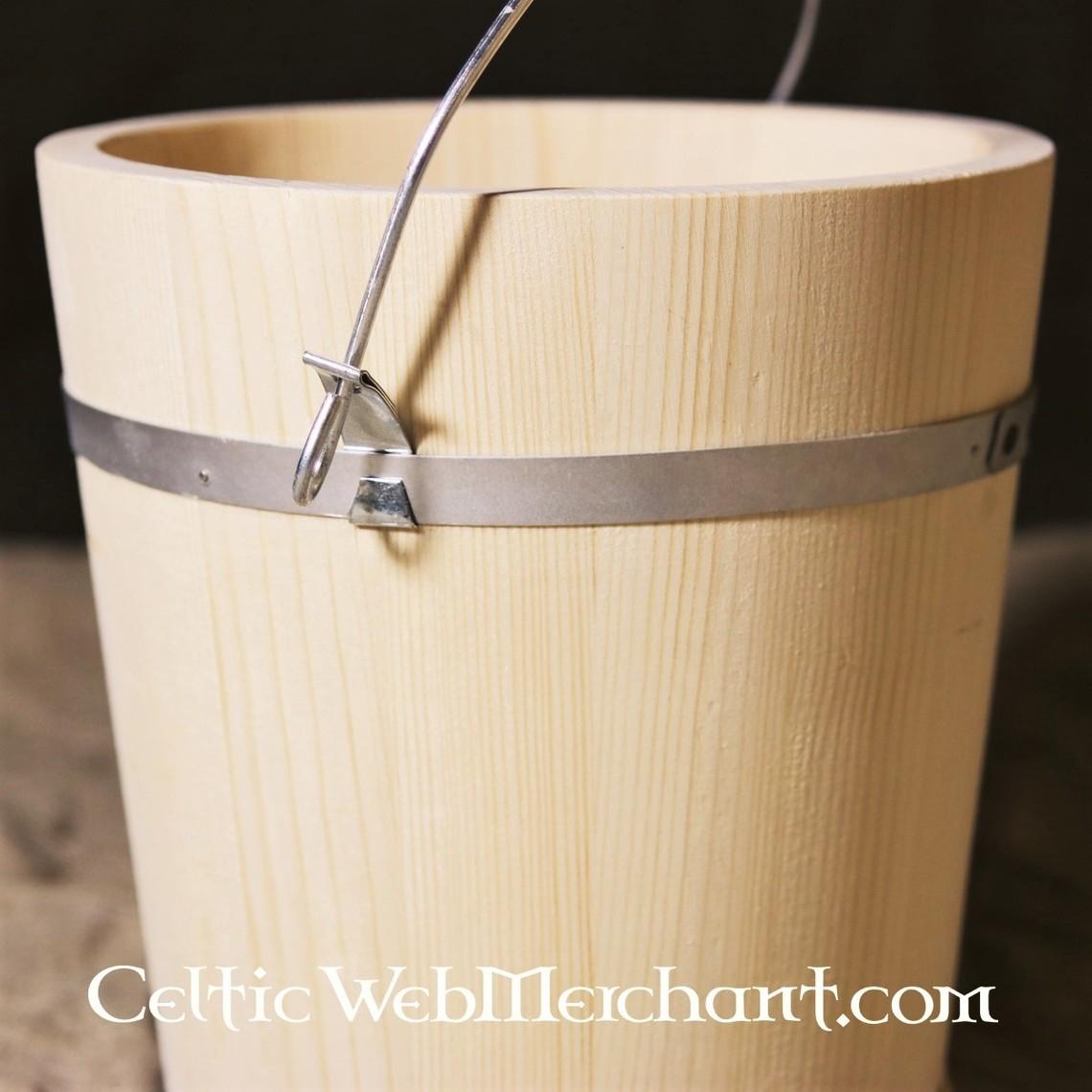 Holz-Eimer 10 Liter