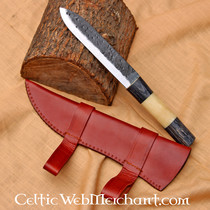 Epic Armoury Throwing Knife with 3 holes, LARP Weapon