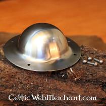 Wooden round shield