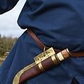 Tunica Birka Knut, maniche corte, blu