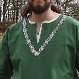 Birka Tunika Knut, kurze Ärmel, grün