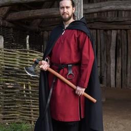 Tunic Harald, wine red