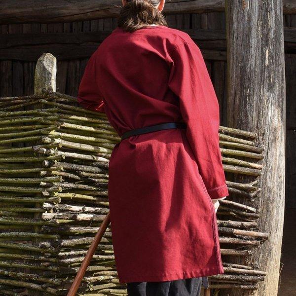Tuniek Harald, wijnrood