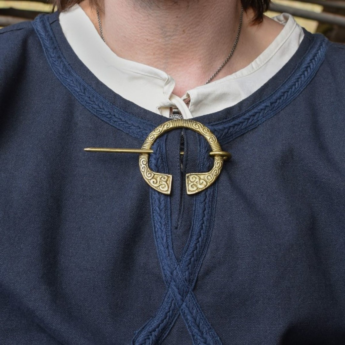 Tunika Harald, ciemnoniebieski
