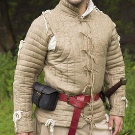 Epic Armoury 15. århundrede acketon beige