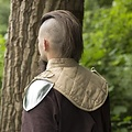 Epic Armoury RFB Cuello acolchado con pauldrons, beige