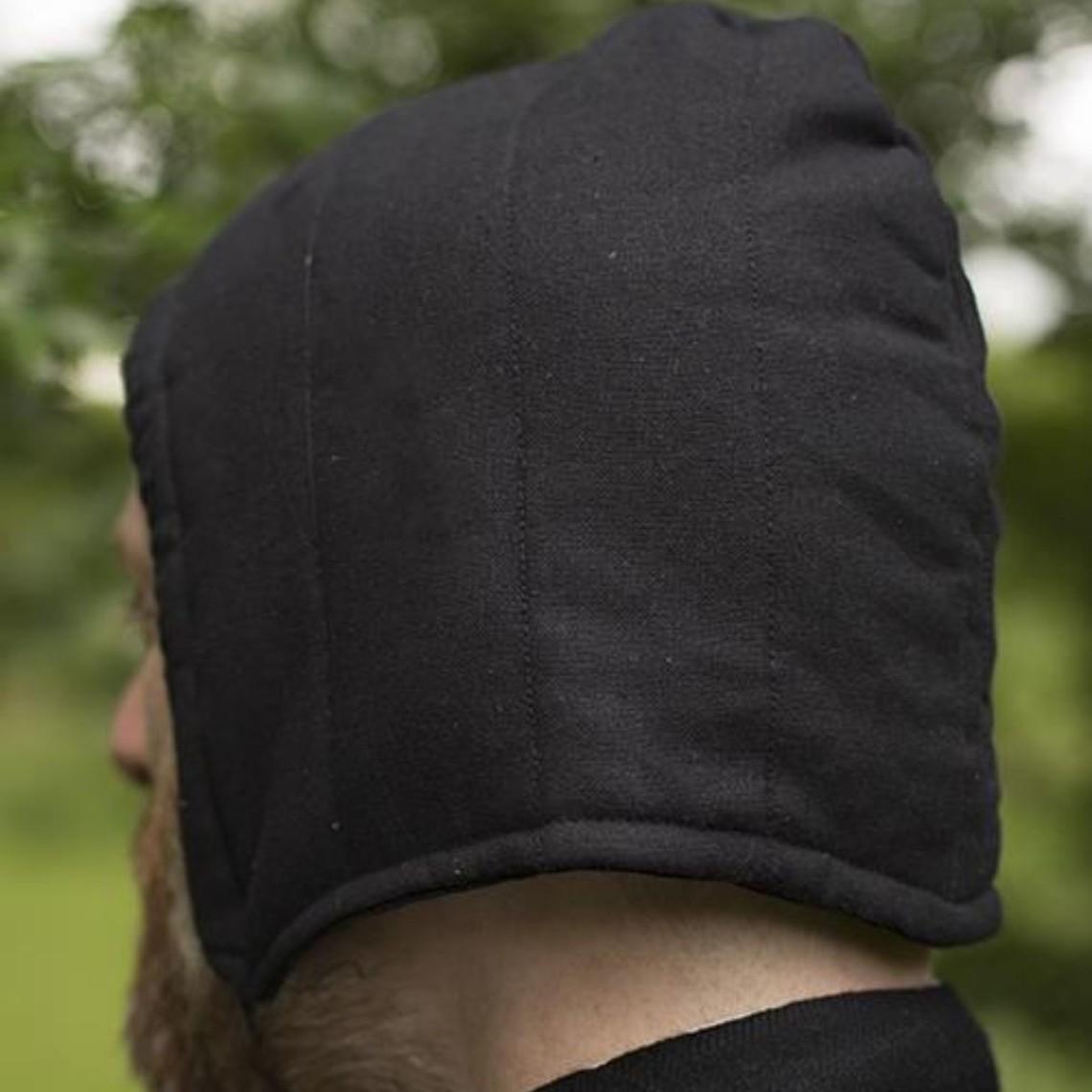 Epic Armoury Bonnet d'armement noir