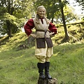 Epic Armoury RFB Sleeveless Gambeson für Kinder, beige