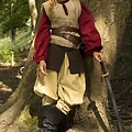 Epic Armoury Gambeson sin mangas RFB, beige