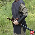 Epic Armoury Gambeson sin mangas RFB, negro