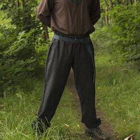 Epic Armoury Pantaloni Gerald, nero
