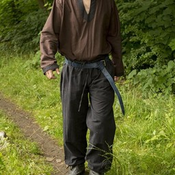 Trousers Gerald, black