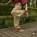 Epic Armoury Pantalon Gerald, Beige