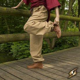 Epic Armoury Spodnie Gerald, beżowe