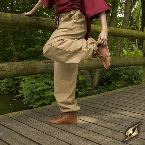 Epic Armoury Podstawowe spodnie dziecięce, beżowe