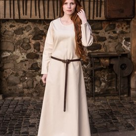 Burgschneider Freya vestido medieval, natural
