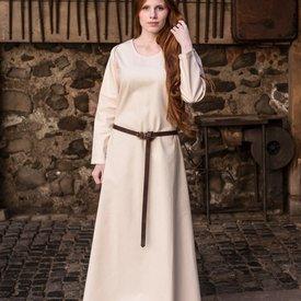 Burgschneider Średniowieczny strój Freya, naturalne