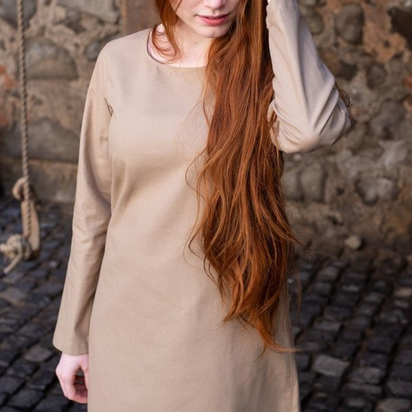 Burgschneider Middeleeuwse jurk Freya (ongeverfd)