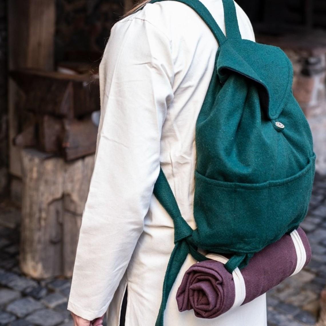 Burgschneider Rygsæk Robin, grøn
