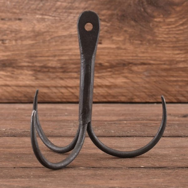 Ulfberth Smoking hook / throwing anchor hand-forged