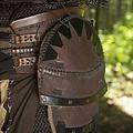 Epic Armoury Orkriem bruin