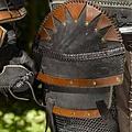 Epic Armoury Cinturón orco negro