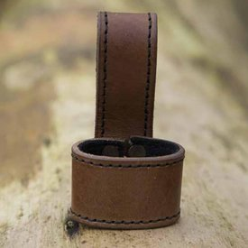 Epic Armoury LARP Basic dagger holder, brown