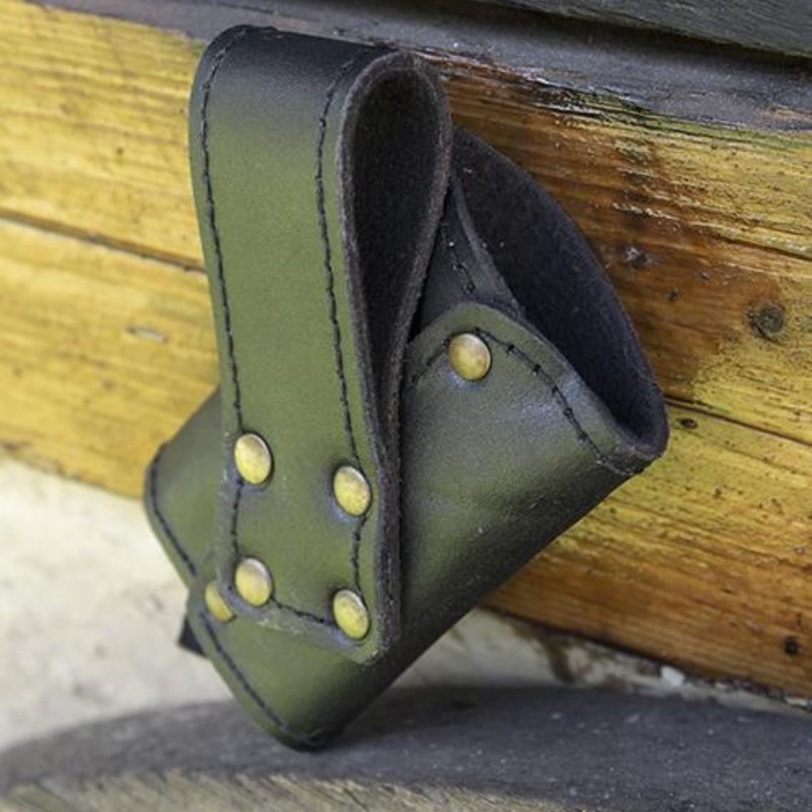 Epic Armoury LARP Basic Schwerthalter, schwarz