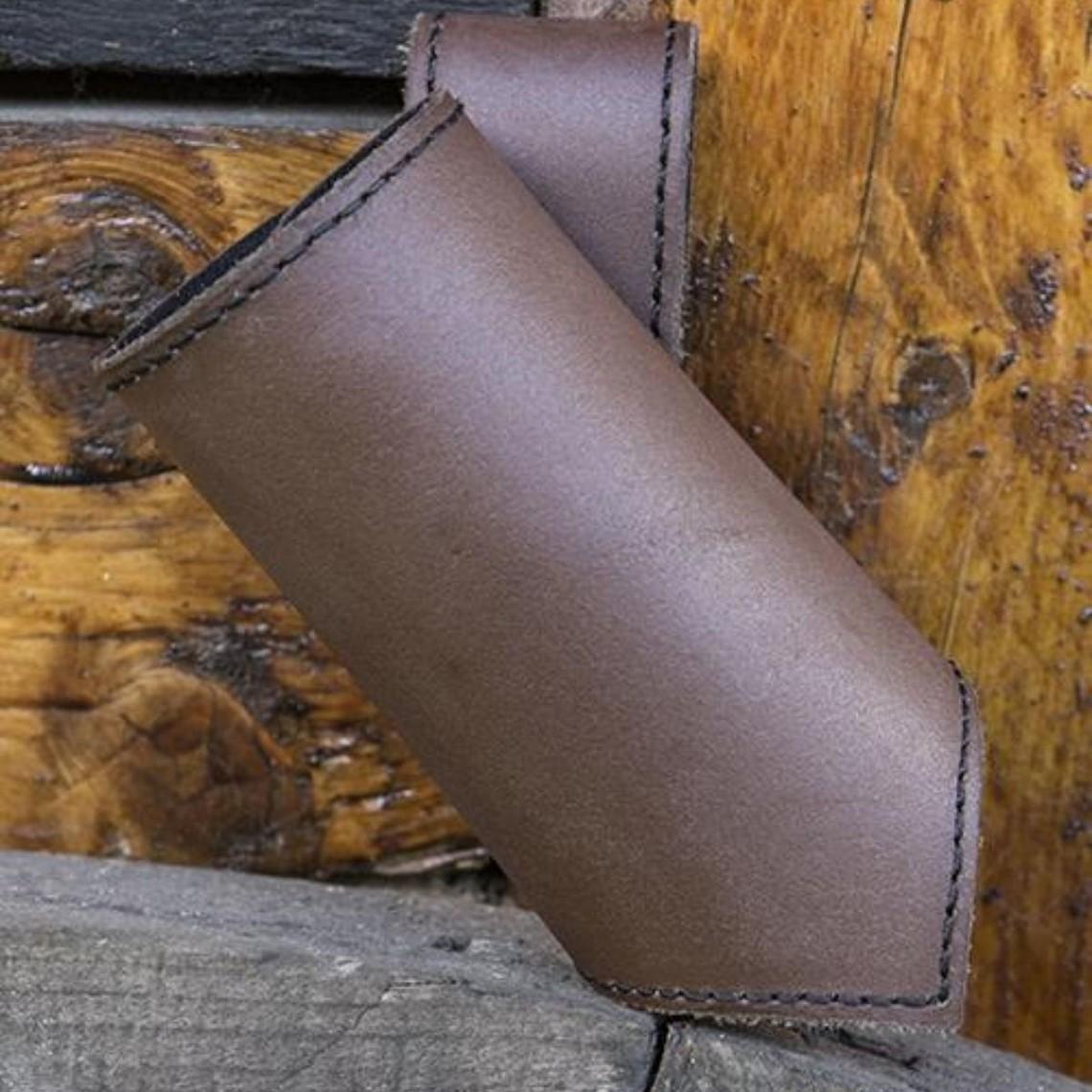 Epic Armoury Porta espada LARP Basic, marrón