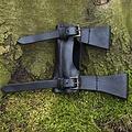 Epic Armoury LARP verstellbarer Halter, schwarz