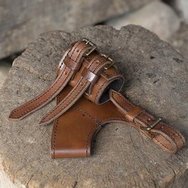 Epic Armoury LARP justerbar holder Adventurer, brun
