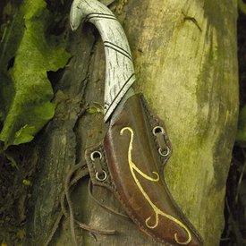 Epic Armoury Soporte para cuchillos elfos LARP incl. cuchillo