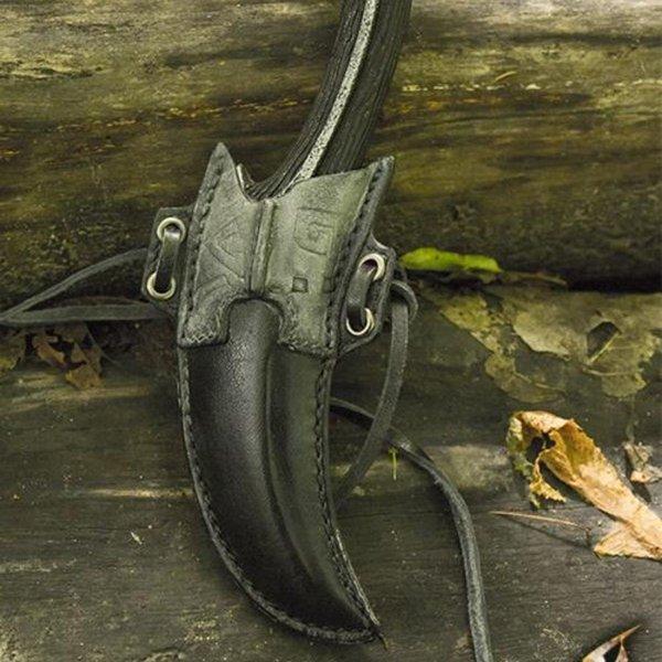 Epic Armoury Holder til LARP mørke elven kaste knive inkl. kniv