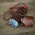 Epic Armoury Support pour bouteille en plastique, marron