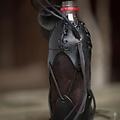 Epic Armoury Houder voor plastic drinkfles, zwart