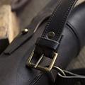 Epic Armoury Läderrulle eller flaskhållare, svart