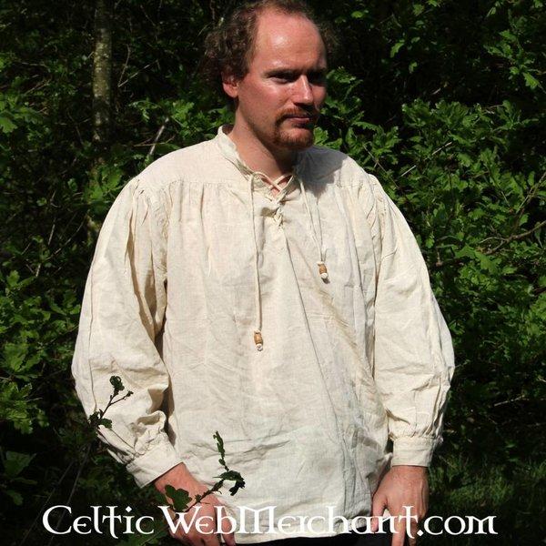 Leonardo Carbone Medieval shirt, cream