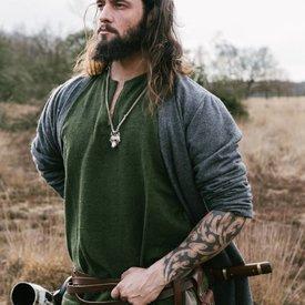 Leonardo Carbone Viking tunika Hans, zielony