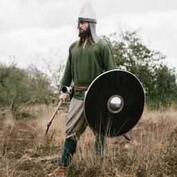 Viking tunic Hans, green