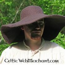 Hat Guthrie, brown