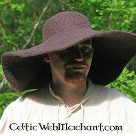 Chapeau Guthrie, marron