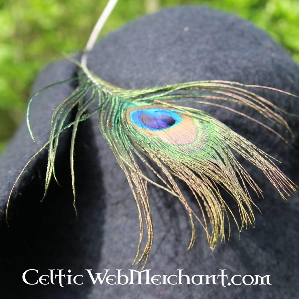 17de eeuwse hoed Randell, bruin