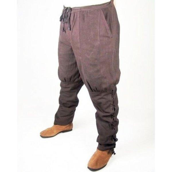 Leonardo Carbone Viking trousers Dublin, brown