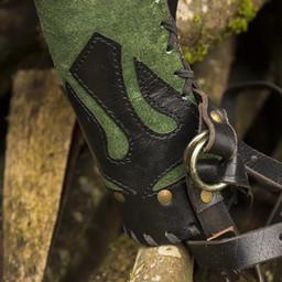 Quiver Atilla, black-green