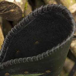 Kołczan Atilla, czarno-zielony