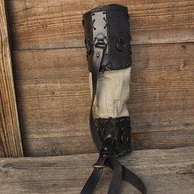 Epic Armoury Carquois Artemis, noir