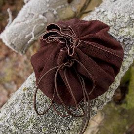 Epic Armoury Læderpose Michelangelo, brun