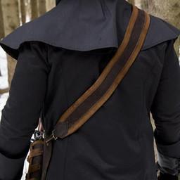 Pirat baldric, brązowy